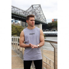 4TP MUSCLE TANK - Grey