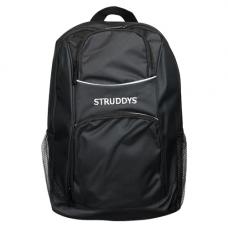 Struddys Basic Platnium Backpack Black/Black
