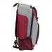 Struddys Basic Platnium Backpack Maroon/Grey