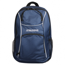 Struddys Basic Platinum Backpack Navy