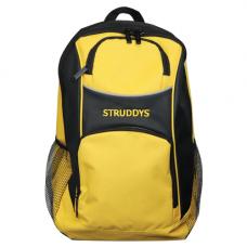 Struddys Basic Platnium Backpack Black/Gold