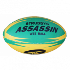 Assassin Rugby League Ball Green