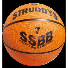 Struddys Rubber Basketball - Size 7