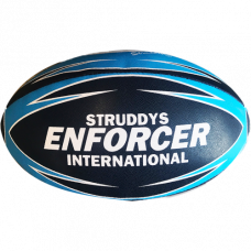Enforcer Rugby League Ball - Blue Size 5