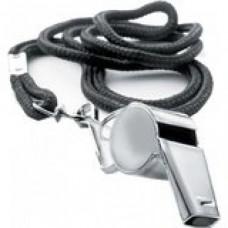 Struddys Whistle - Plastic (with lanyard)