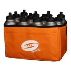 Struddys Waterbottle Carrier Orange - Carrier Only