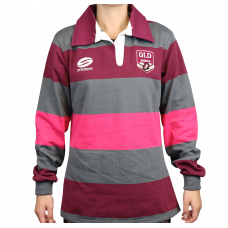 QSSRL Knitted Jersey Ladies