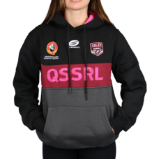 QSSRL Cotton Hoodie Ladies
