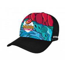 Murri Sublimated Trucker Cap